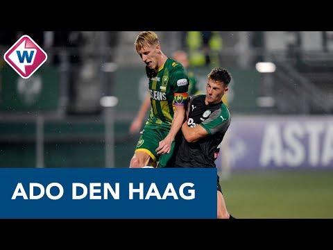ADO Den Haag-speler Lex Immers over advies van zijn vader - OMROEP WEST SPORT