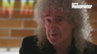 Brian May on all things photography - 23 May 2017