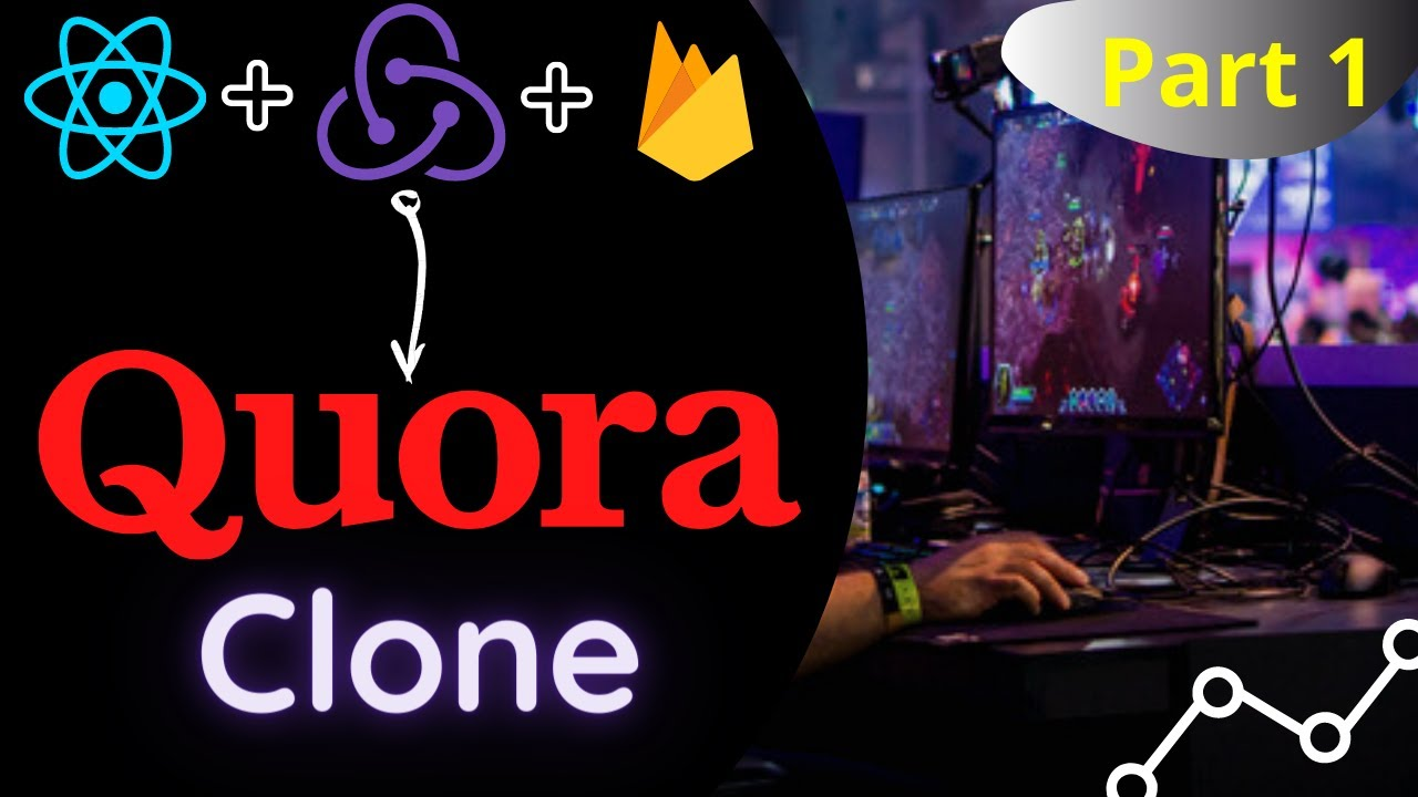 How to build Quora Clone using React | (Redux & Firebase)