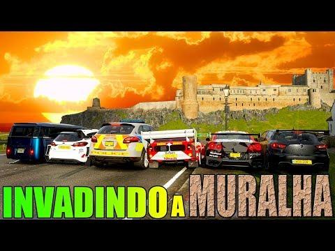 SÉRIE NOVA - INVADINDO A MURALHA - FORZA HORIZON 4 -GAMEPLAY - ZOIOOGAMER thumbnail