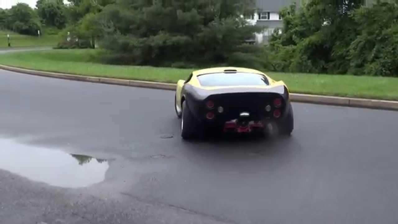 Gt40 Kit Car Test Drive Youtube