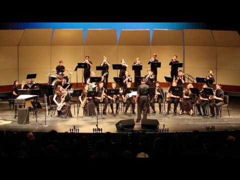 Summit High School Stage Band - Two Degrees East, Three Degrees West