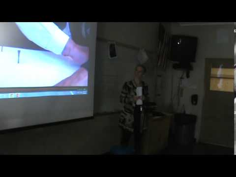 Speech Pathologist Speaks To MCA Academy Students