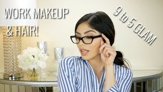 EVERYDAY WORK/OFFICE MAKEUP TUTORIAL | DRUGSTORE & AFFORDABLE