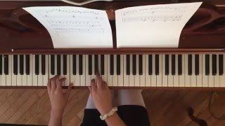 Outkast - Roses (Intro) - Piano Cover