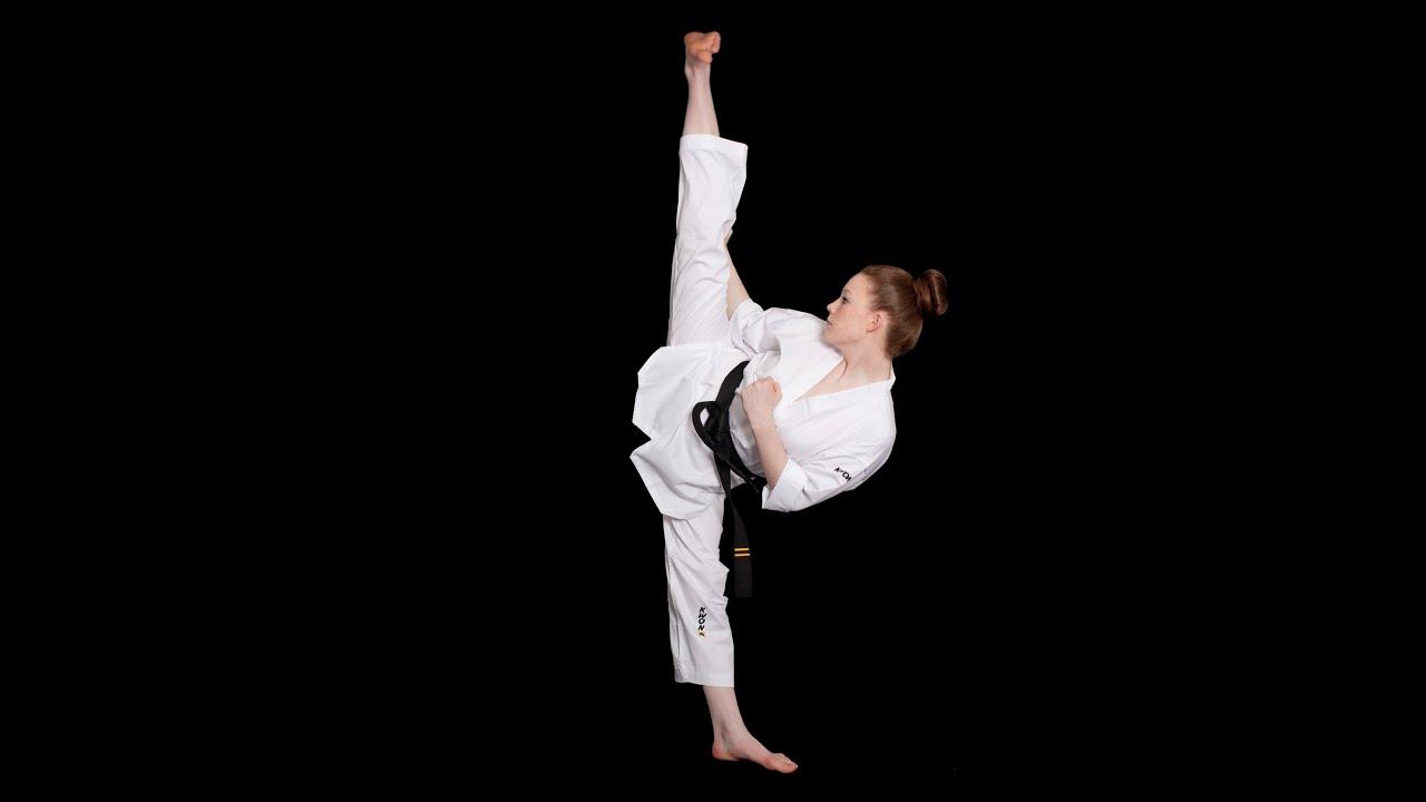 Martial arts women