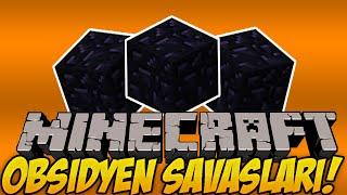 AHH İBO AHH :D | Minecraft | Obsidyen Savaşları | Bölüm-2