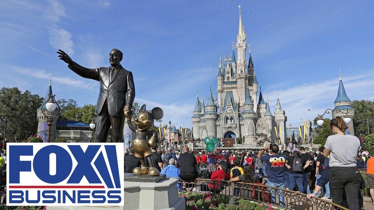 Disney World begins phased reopening despite spike of coronavirus cases in state
