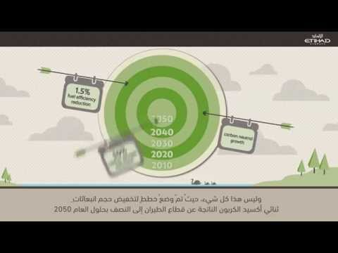 Etihad Airways - Reducing Our Carbon Dependence