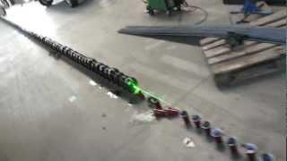 Green laser handheld 190 balloon pop record in a row 1500mw lasever module not krypton Laserpointer