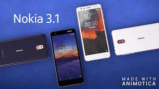Nokia 3.1 Official Launching Live in Moscow