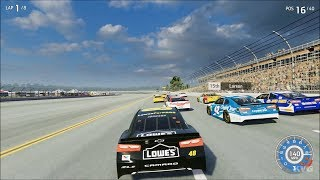 NASCAR Heat 3 Gameplay (PS4 HD) [1080p60FPS]
