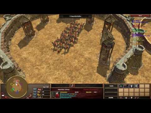 Age of Empires III - Colloseum angespielt #2 [Deutsch/Full HD]