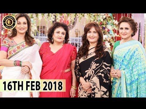 Good Morning Pakistan - Bushra Ansari & Asma Abbas - Top Pakistani show