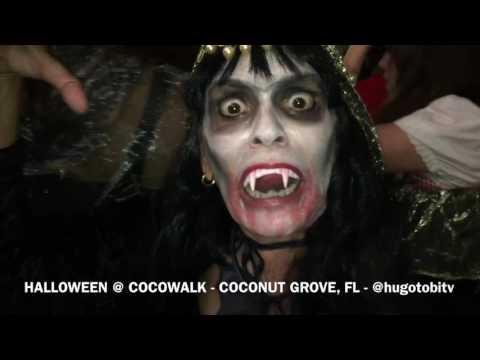 Halloween en Coconut Grove: Terror y diversión