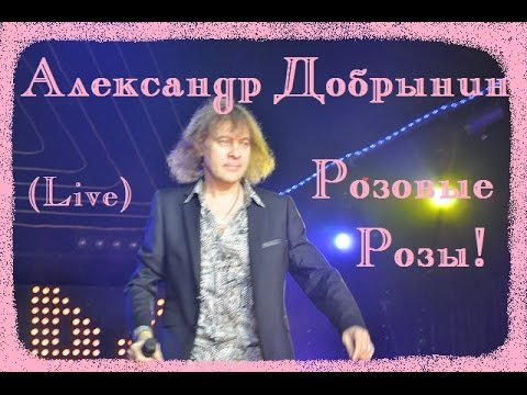 АЛЕКСАНДР ДОБРЫНИН РОЗОВЫЕ РОЗЫ MP3 СКАЧАТЬ БЕСПЛАТНО