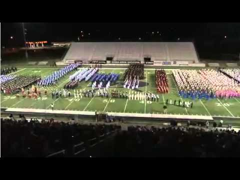 2014 Broken Arrow Marching Band Invitational RESULTS