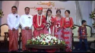 Repeat youtube video Myanmar Wedding Ceremony (NayMyoAung&SuYaDaNar)@YuZaNa