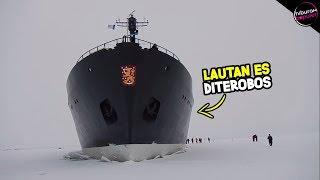 Negara ini Penguasa Dinginnya Kutub Utara! 10 Kapal Pemecah Es Terkuat di Dunia