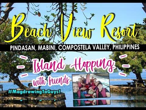 Beach View Resort | Mabini, Compostela Valley Province  | Island Hopping | VLOG 25