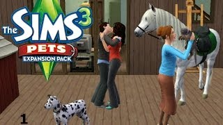 Let's Play: The Sims 3 Pets- (Part 1) - Create A Sim