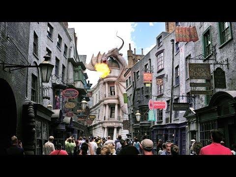 Universal Studios Live Stream 1080p - 6-12-18 - Wizarding World of Harry  Potter & More!