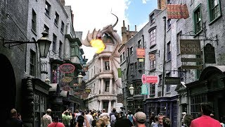 Universal Studios Live Stream 1080p - 6-12-18 - Wizarding World of Harry Potter & More!