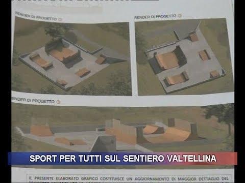 Sport per tutti sul Sentiero Valtellina