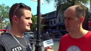 Vox Pop - Guy Nantel fête le 375e anniversaire de Montréal en sondant ses habitants