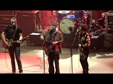 """""""Ohio"""" Jason Isbell and the 400 Unit w/ David Crosby Red Rocks Morrison CO 09/17/19"""