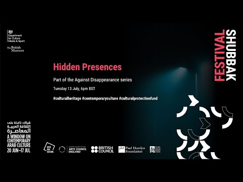 Against Disappearance   Hidden Presences   A discussion about cultural heritage