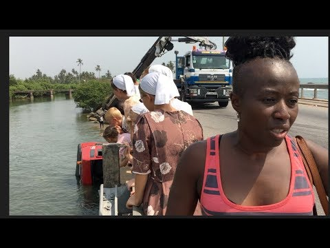 Voyage to Ghana part 6| Chrismas day - Onaapo Christmas Trip