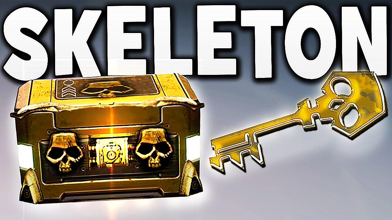 destiny skeleton key new strike loot youtube