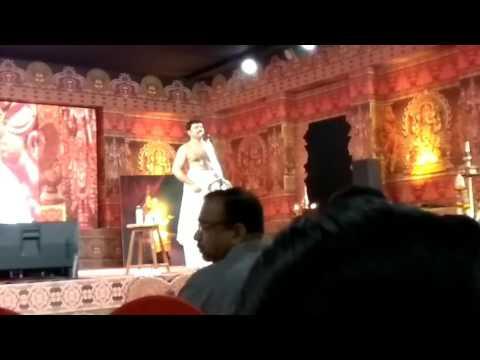 Sopanasangeetham - Shri. Eloor Biju - Shailaraja Thanaye - Madhyamavathi