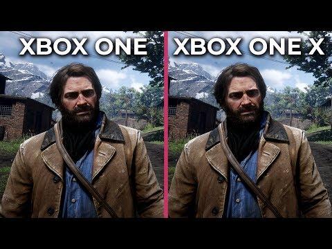 [4K] Red Dead Redemption 2 – Xbox One vs. Xbox One X Graphics Comparison