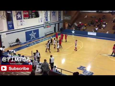 2019 CITY-WIDE MIDDLE SCHOOL CHRISTMAS SHOOT-OUT: Callaway VS. Randolph Clay Middle School pi.