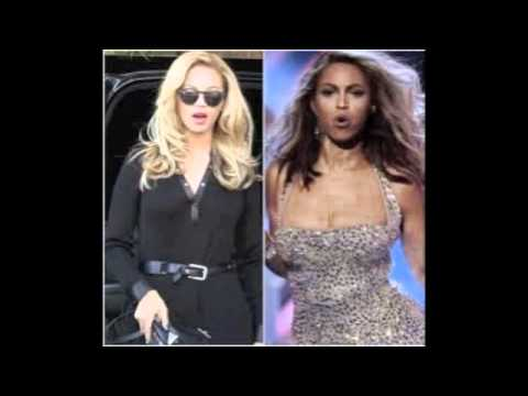 Beyonce's skin bleaching controversy
