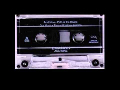 Emanon (Aloe Blacc and Exile) ~ Acid Nine {FULL EP}