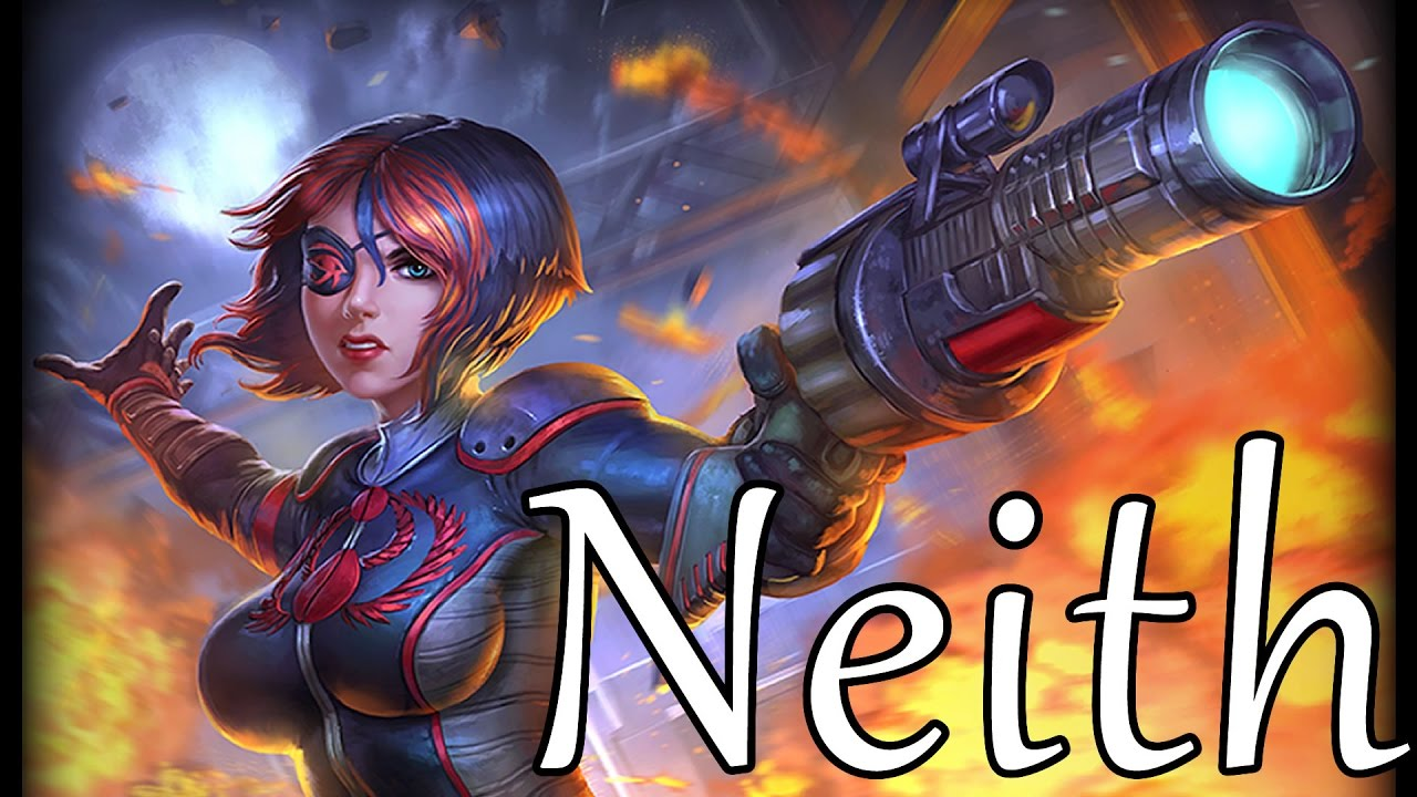 Smite   Build Neith