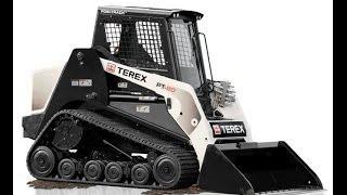 TEREX  PT-80 compact track loader (2011).