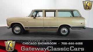 1971 International Harvester Travelall Gateway Classic Cars Chicago #1005
