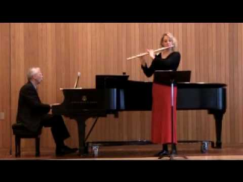 """Linda Chatterton, Flute: """"Carmen Fantasy"""" - Bizet-Borne"""