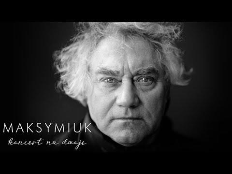Maksymiuk. Koncert na dwoje zwiastun PL