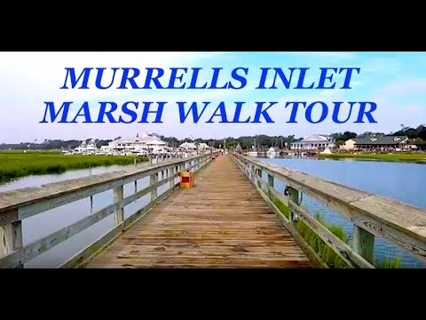Murrells Inlet Marsh Walk | Attractions