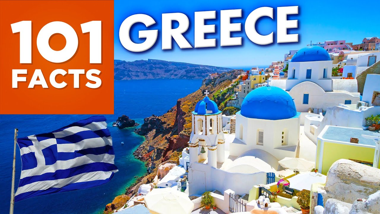 101 Facts About Greece