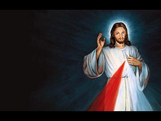 Divine Mercy Novena in English Full 9 Day's