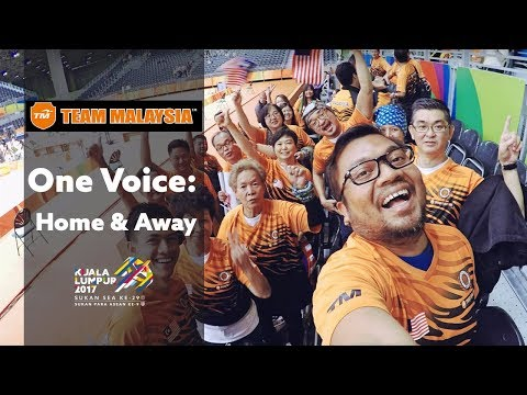 Team Malaysia presents One Voice: Home & Away