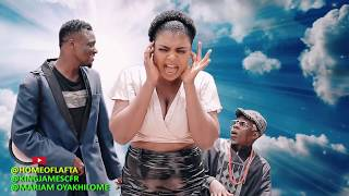 THE GHANA ACTRESS AKUAPEM POLOO POSES (Homeoflafta Comedy)