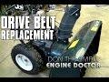 Snowblower Drive Belt Replacement - MTD/CUB CADET/YARDWORKS/YARDMAN