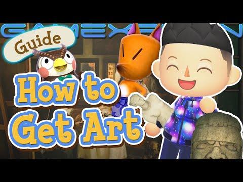 How to Unlock Redd & the Art Museum - Animal Crossing: New Horizons Guide